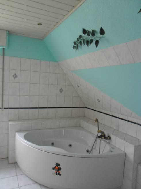 Badezimmer por INTERIORDESIGN - Jedes Geschäft braucht ein Gesicht ...