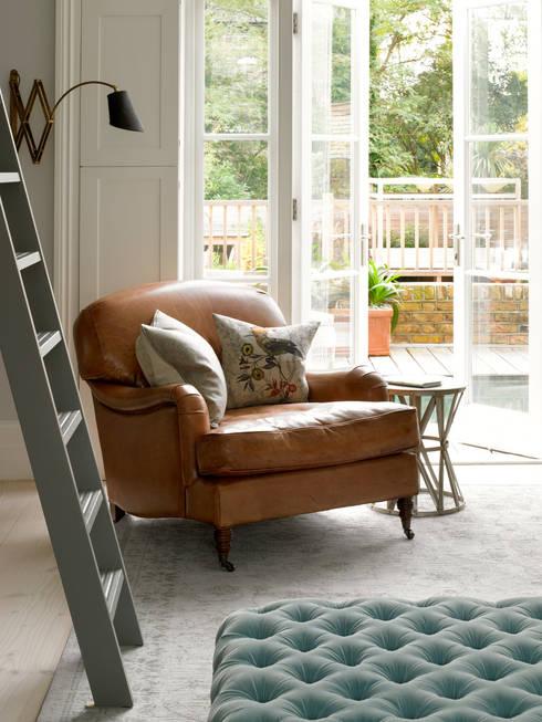 Wimbledon:  Living room by LEIVARS