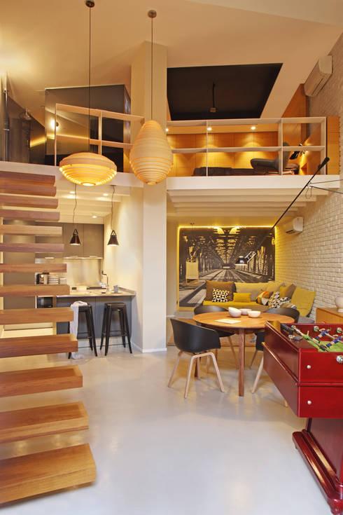 moderne Woonkamer door Meritxell Ribé - The Room Studio