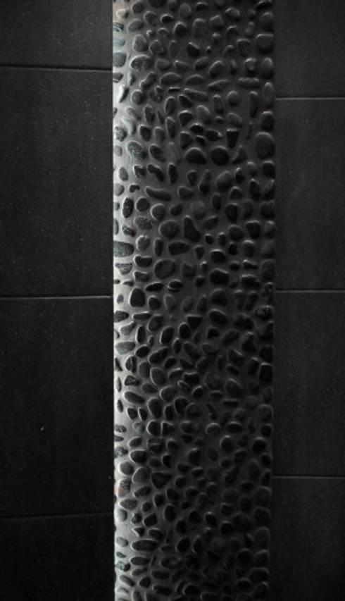 Du noir et du minéral en architecture intérieure par Philippe ...