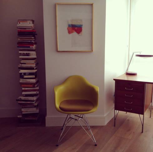 Despacho: Salones de estilo  de Vade Studio SC