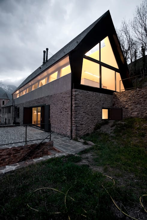 Houses by Cadaval & Solà-Morales