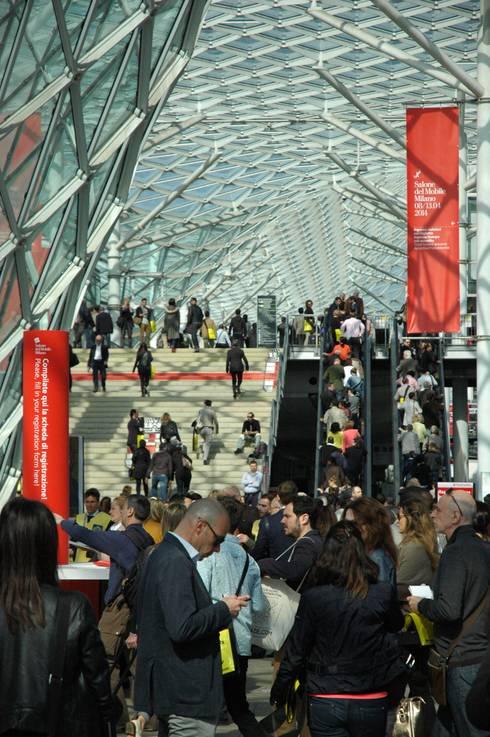 Salone del Mobile 2014:  in stile  di Diego Costantini
