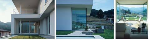 Casa a Borgo Val di Taro, Parma: Case in stile  di AAA office