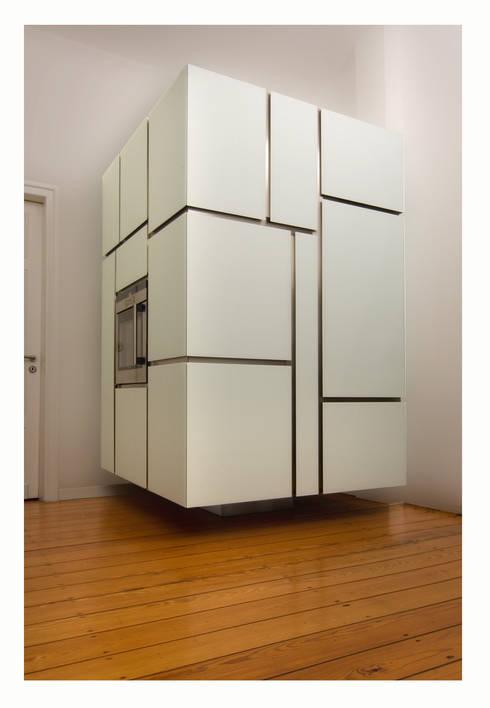 Keuken door archikult