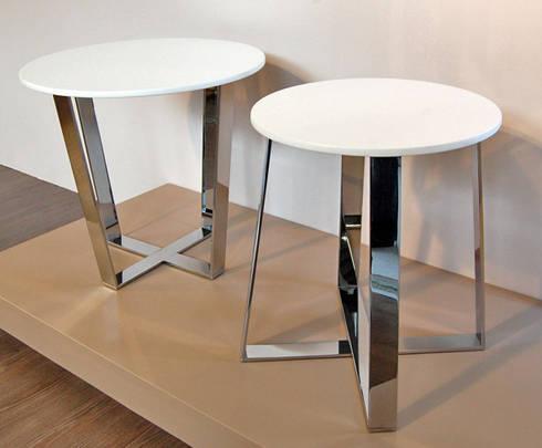 Collezione Home: Ingresso, Corridoio & Scale in stile in stile Moderno di Lucarelli Rapisarda Architettura & Design