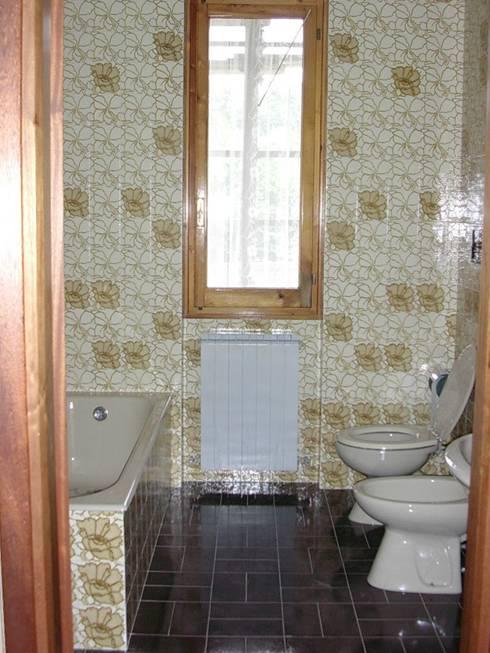 Il bagno della nonna di studio tecnico valentina for Caratteristiche dell architettura in stile mediterraneo