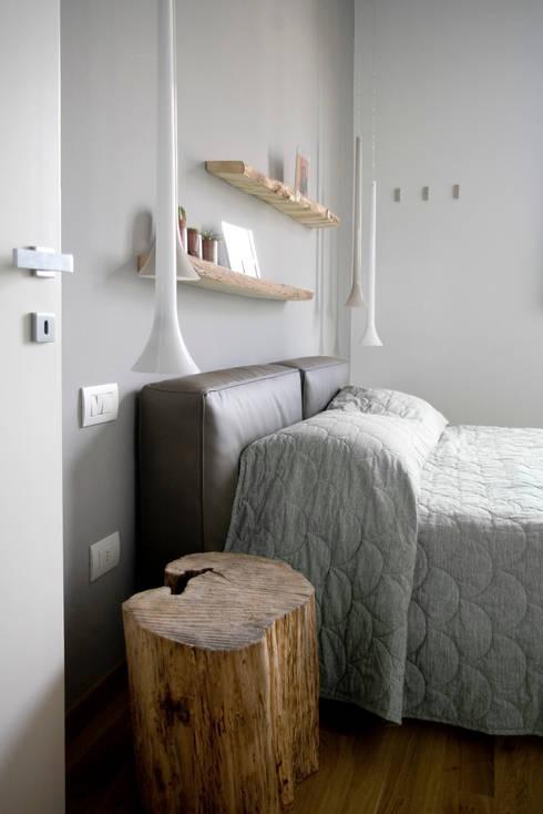 Bedroom by msplus architettura