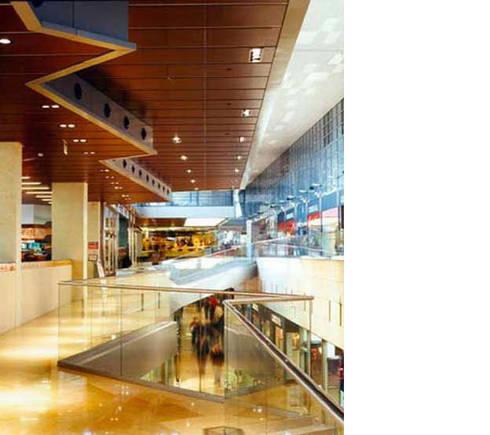 Centro comercial l 39 illa diagonal de octavio mestre - Centro comercial l illa ...