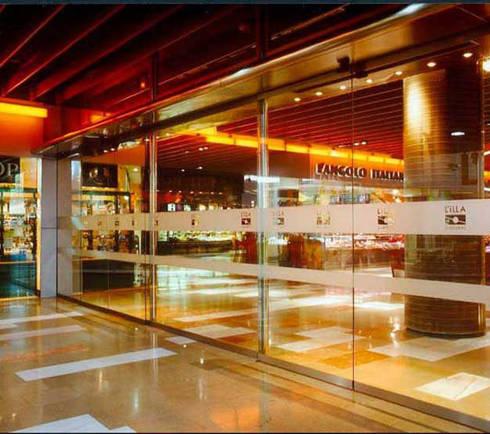 Centro comercial l 39 illa diagonal by octavio mestre - Centre comercial la illa ...