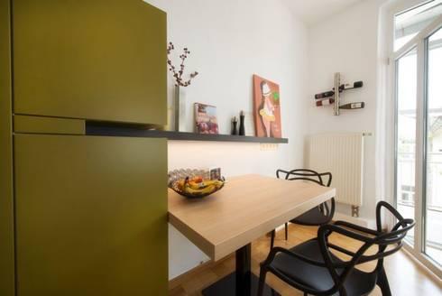 Küche Altbau moderne küche im altbau träume ideen raum geben homify