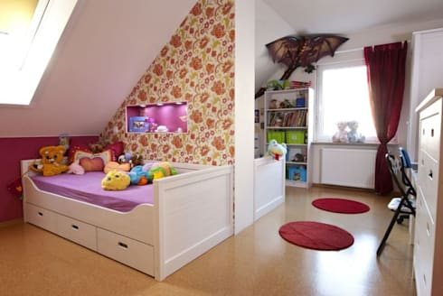 kinderzimmer für zwei geschwister von trÄume - ideen raum geben ... - Kinderzimmer Ideen Geschwister
