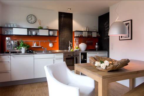 facelift f r eine k che von mintstaging e k agentur f r interior design raumkonzepte homify. Black Bedroom Furniture Sets. Home Design Ideas