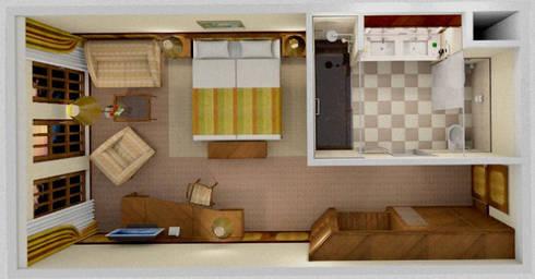 b der von mueller bad gmbh homify. Black Bedroom Furniture Sets. Home Design Ideas