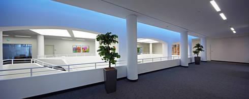 neu und umbau der volksbank in neum nster von es plant gmbh co kg homify. Black Bedroom Furniture Sets. Home Design Ideas