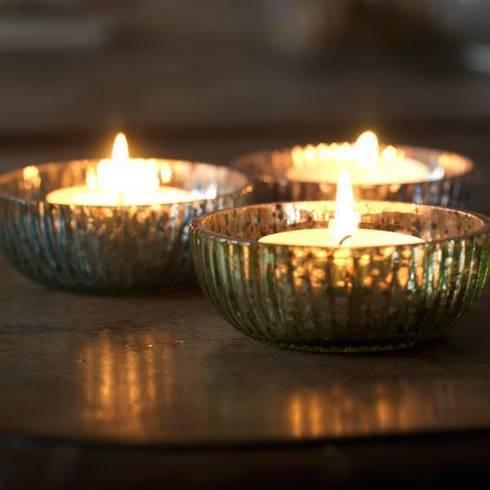 Maya glass bowls:  Household by Decorum