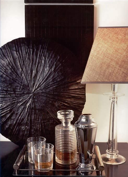 Chelsea, London. Sitting Room Detail:   by Palmer: Interior Architecture | Design | Lighting