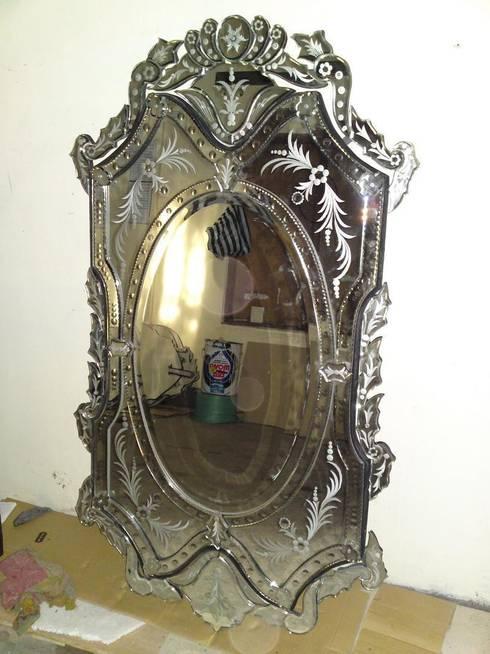 Espejos Venecianos: Vestidores de estilo clásico de Espejos Modernos