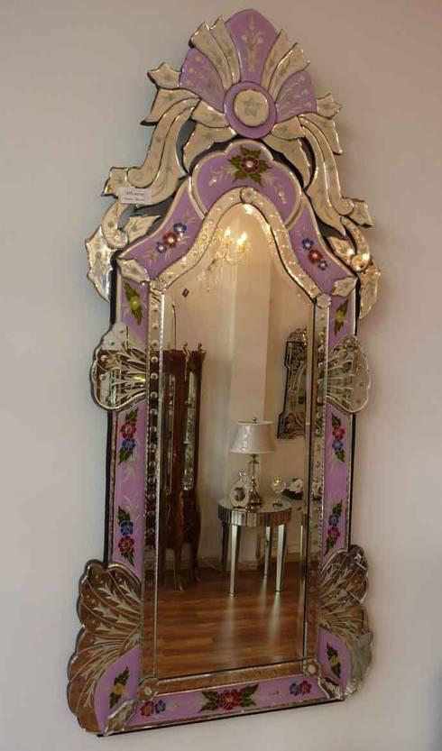 Espejos venecianos de espejos modernos homify for Espejos venecianos