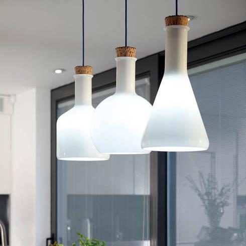 Lighting:  Kitchen by Decorum
