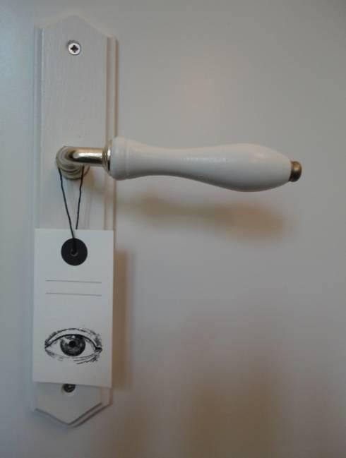 skandinavische Badezimmer von Stéphanie CHAMBOURG CHASSAN