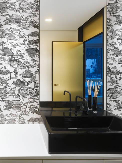 Welche Tapete eignet sich im Badezimmer?