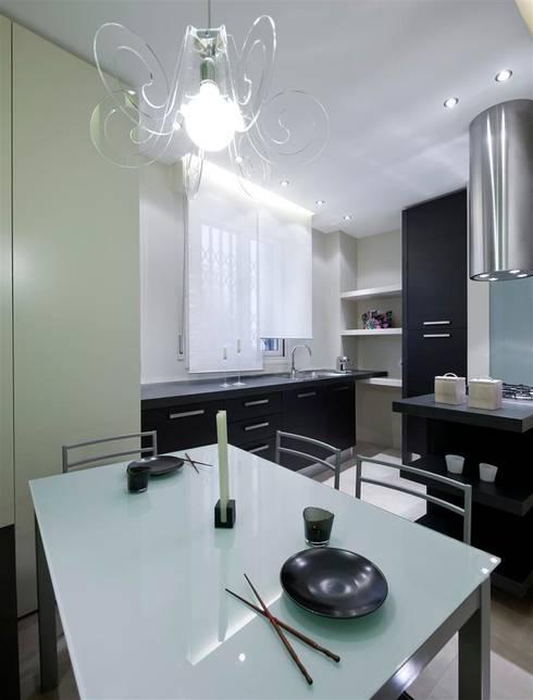 Appartamento mf di studio di architettura simone giorgetti for Metraggio di appartamento studio