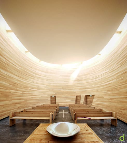 Musea door 37d Architecture Office