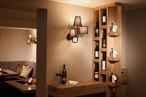 Hotel & Gasthof Zum Taufstein von RAUM + INHALT | homify