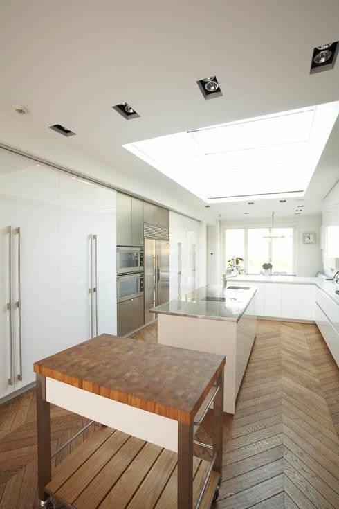 Hampstead House:   by TLA Studio