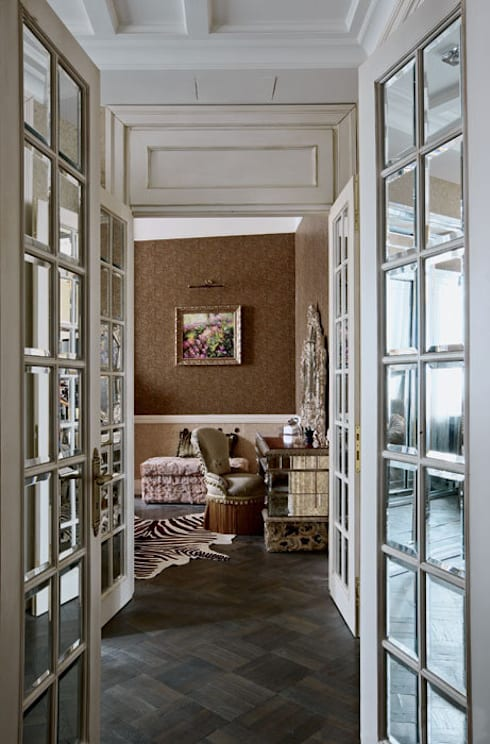 غرفة نوم تنفيذ Scultura & Design S.r.l.