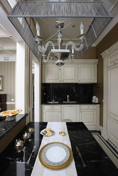 مطبخ تنفيذ Scultura & Design S.r.l.