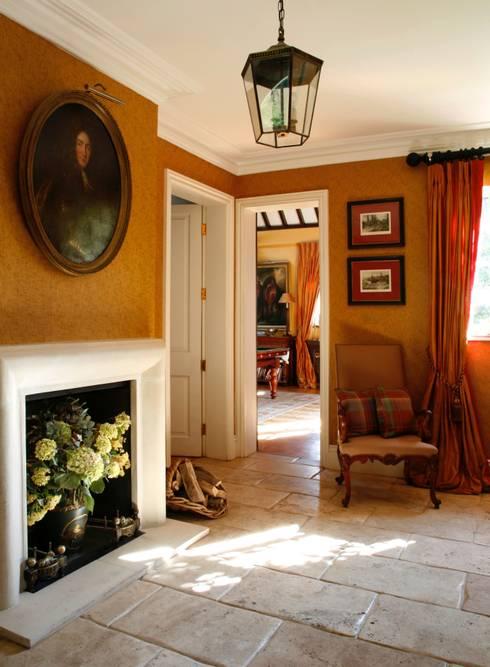 Wohnzimmer von VSP Interiors