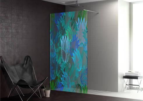 Diseño e Ideas frescas para los cuartos de baños von Decoration ...
