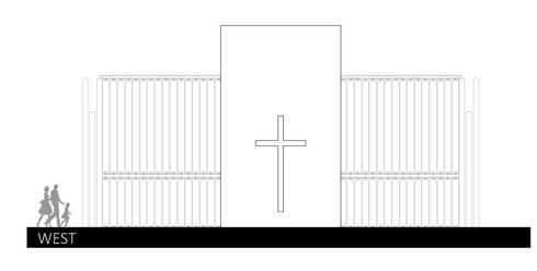 Revival Sunset Chapel:  in stile  di FATmaison
