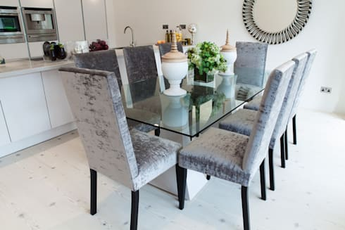 Dulwich : modern Dining room by kt-id