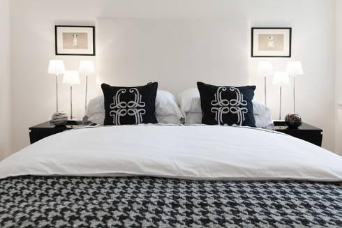 Dulwich : modern Bedroom by kt-id