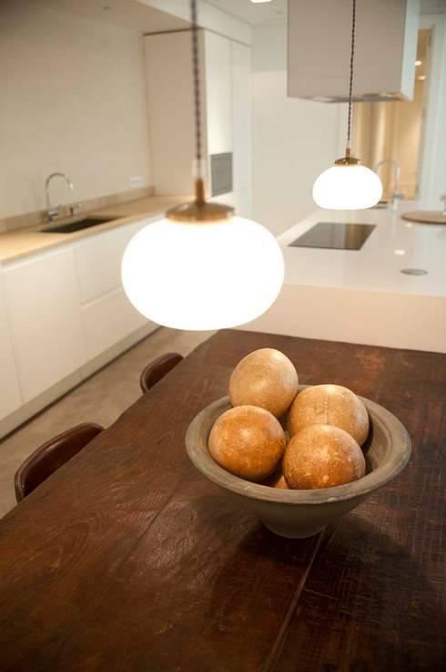 Salas de jantar  por Chituca Velasco