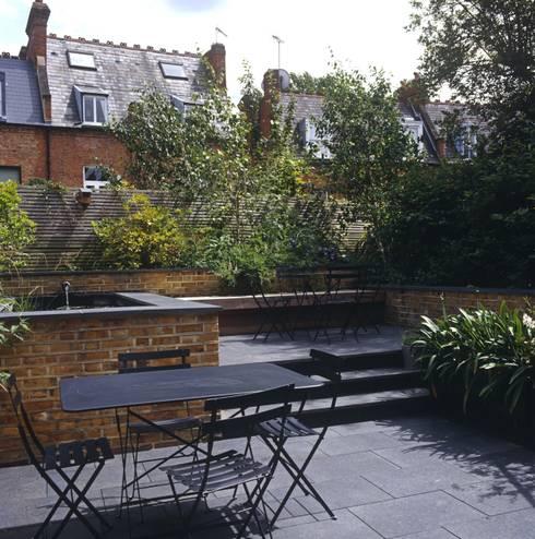 Hampstead House 2:   by TLA Studio