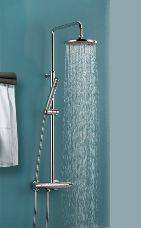 Ramon Solerが手掛けた洗面所&風呂&トイレ