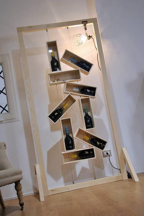 Salle à manger de style  par Officina41 Design Group