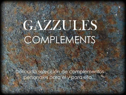 GAZZULES, NUESTRAS FIRMAS:  de estilo  de GAZZULES DISEÑO INTERIOR