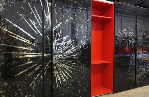 Firework: Studio in stile  di Massimo Ballardin