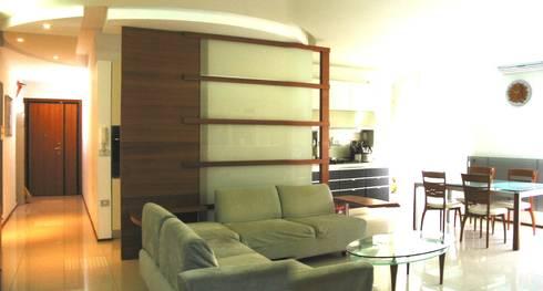Casa II:  in stile  di L.A.B. - Luigi Bottalico Architetto