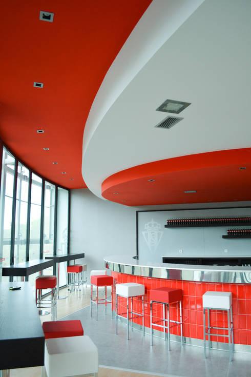 Palcos VIP II : Estadios de estilo  de TEKNIA ESTUDIO