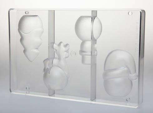 Christmas Balls: Cucina in stile in stile Industriale di Gaudenzio Ciotti - Design Studio