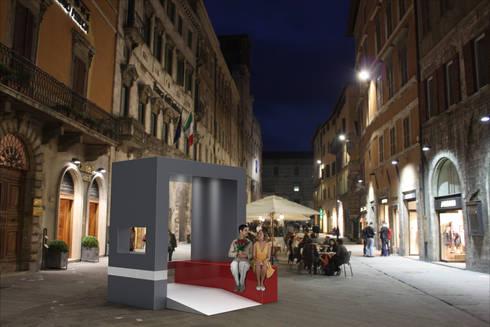 AcquEdotta:  in stile  di Gaudenzio Ciotti - Design Studio