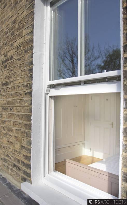 Fenster & Tür von RS Architects