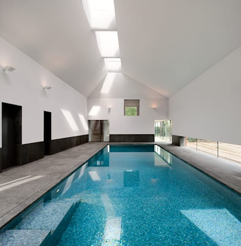 ​Minimalist Pool :  Pool by London Swimming Pool Company