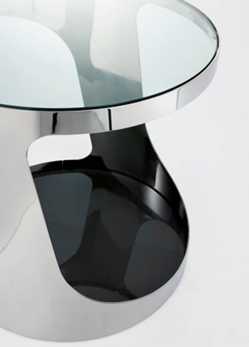 Tab: Soggiorno in stile in stile Moderno di Alpestudio